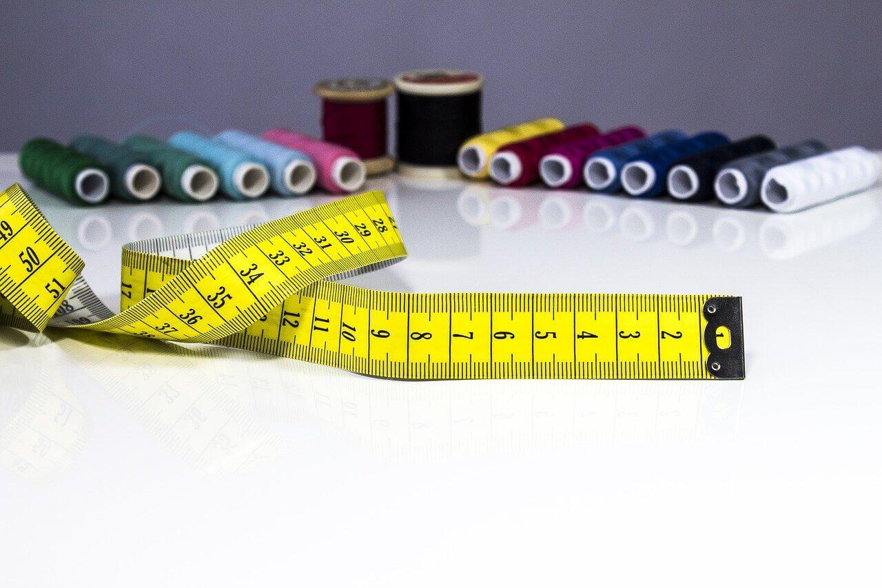 tape measure, yarn, sew specialisaties